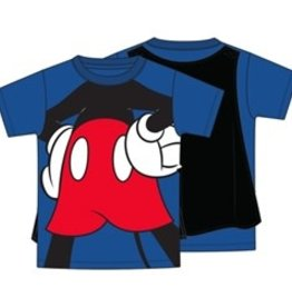 Jerry Leigh MICKEY SUPER HERO CAPE TEES
