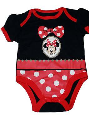 EVD NEWBORN CRAWLER MINNIE MOUSE