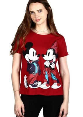 PKW DISNEY MICKEY/MINNIE JUNIOR FASHION TOP