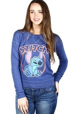 PKW DISNEY STITCH JUNIOR CREW NECK SWEATSHIRT