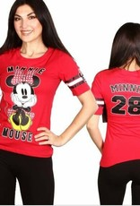PKW DISNEY MINNIE MOUSE JR HOCKEY T-SHIRT