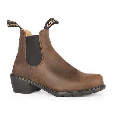 Blundstone 1673 - Women's Heel Antique Brown