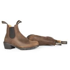 Blundstone 1673 - Women's Heel Antique Brown