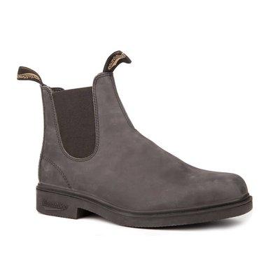 Blundstone #1308 Rustic Black Chisel Toe