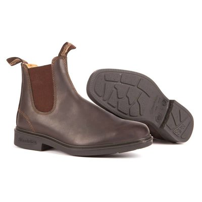 Blundstone 067 - Stout Brown Chisel Toe