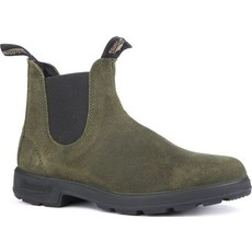 Blundstone 1615 - The Original Suede in Dark Olive