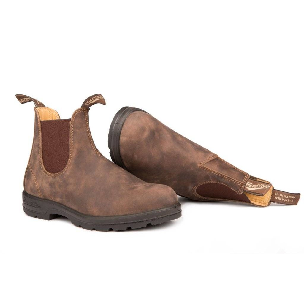 Blundstone 585 - Rustic Brown