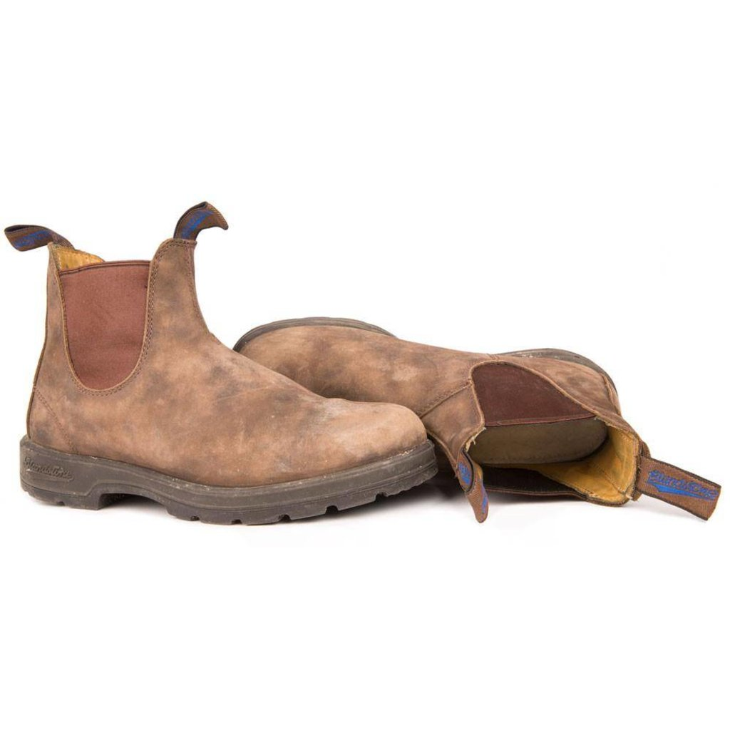 Blundstone 584-Winter Rustic Brown