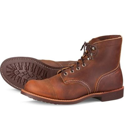 Red Wing Iron Ranger #8085