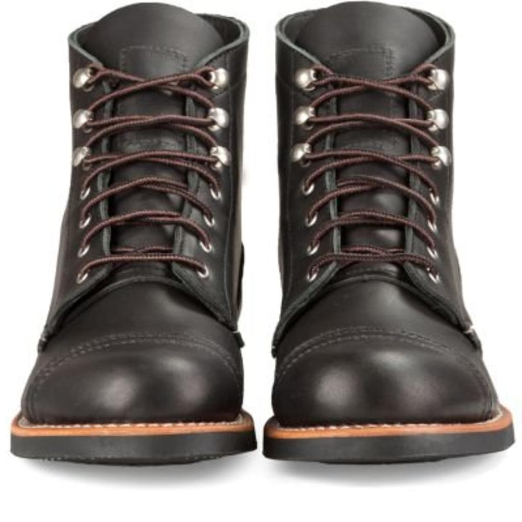 Red Wing #3366 Iron Ranger- Black
