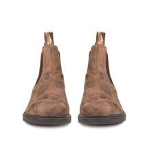 Blundstone 1306 -- Rustic Brown Chisel Toe