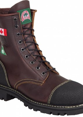 Canada West Shoe Canada West #34317 CSA Pecan Tumbled