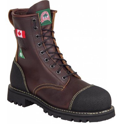 Canada West Shoe Canada West #34317 CSA Pecan Tumbled