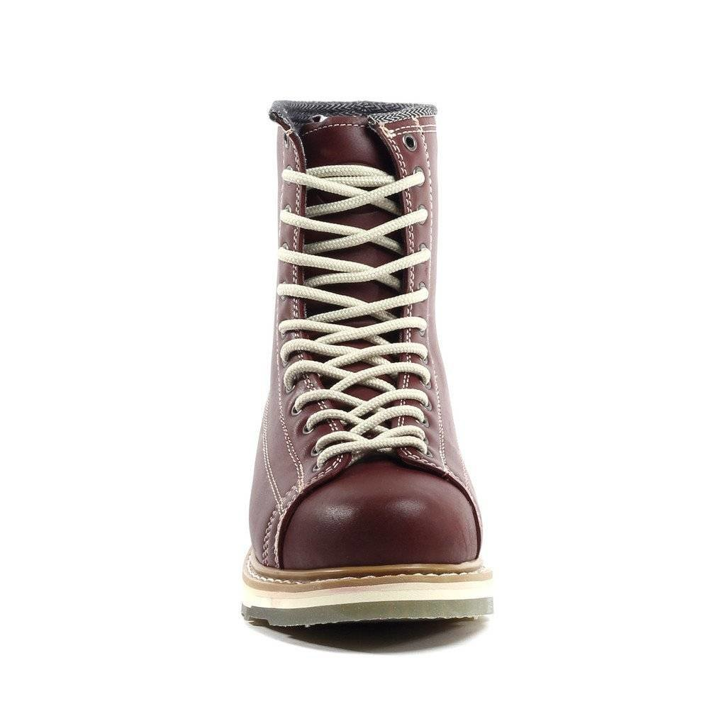 Viberg Boot Mfg #554 Redwood CSA