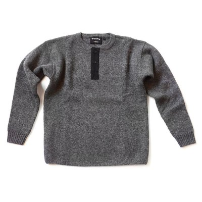 Viberg Boot Mfg Henley Sweater