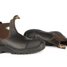 Blundstone 167 - Stout Brown Rubber Toe CSA