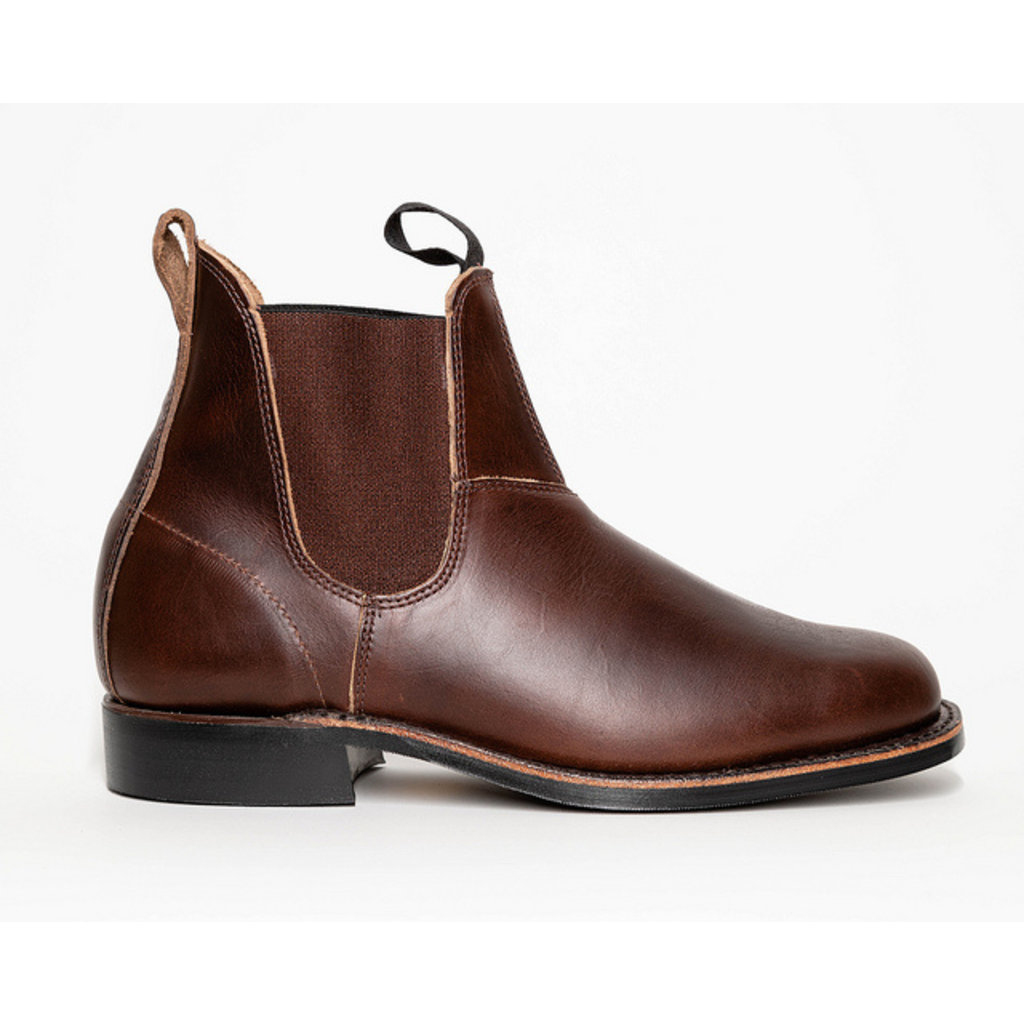 Canada West Shoe Chromexcel Romeo