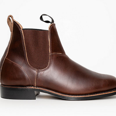 Canada West Shoe Chromexcel Romeo