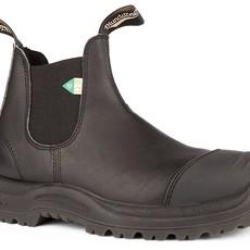 Blundstone 168 - Black Rubber Toe CSA