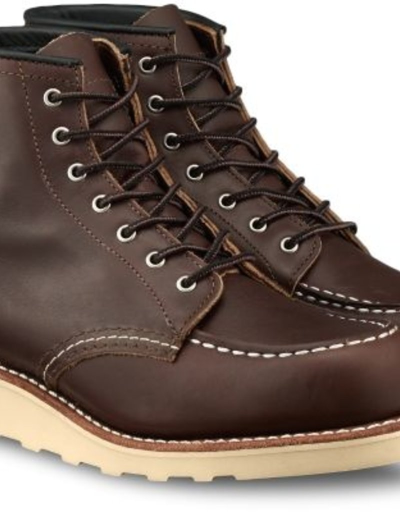 Red Wing #3371 Mahogany Oro-iginal Leather