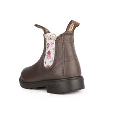 Blundstone 1641 - Kid's Brown/Flowered Elastic