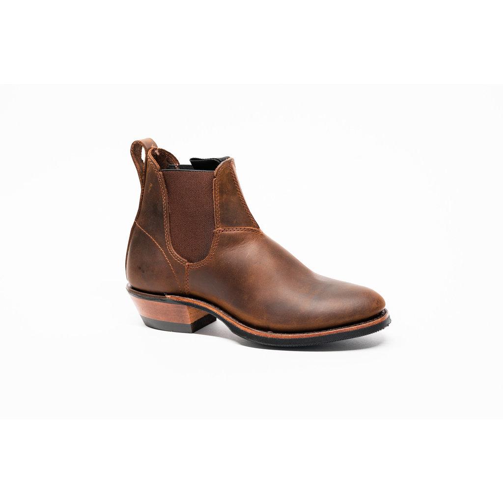 Canada West Shoe 6779 - Ladies Crazy Horse Romeo
