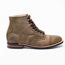 Canada West Shoe 2838 - Beirut Verde Moorby