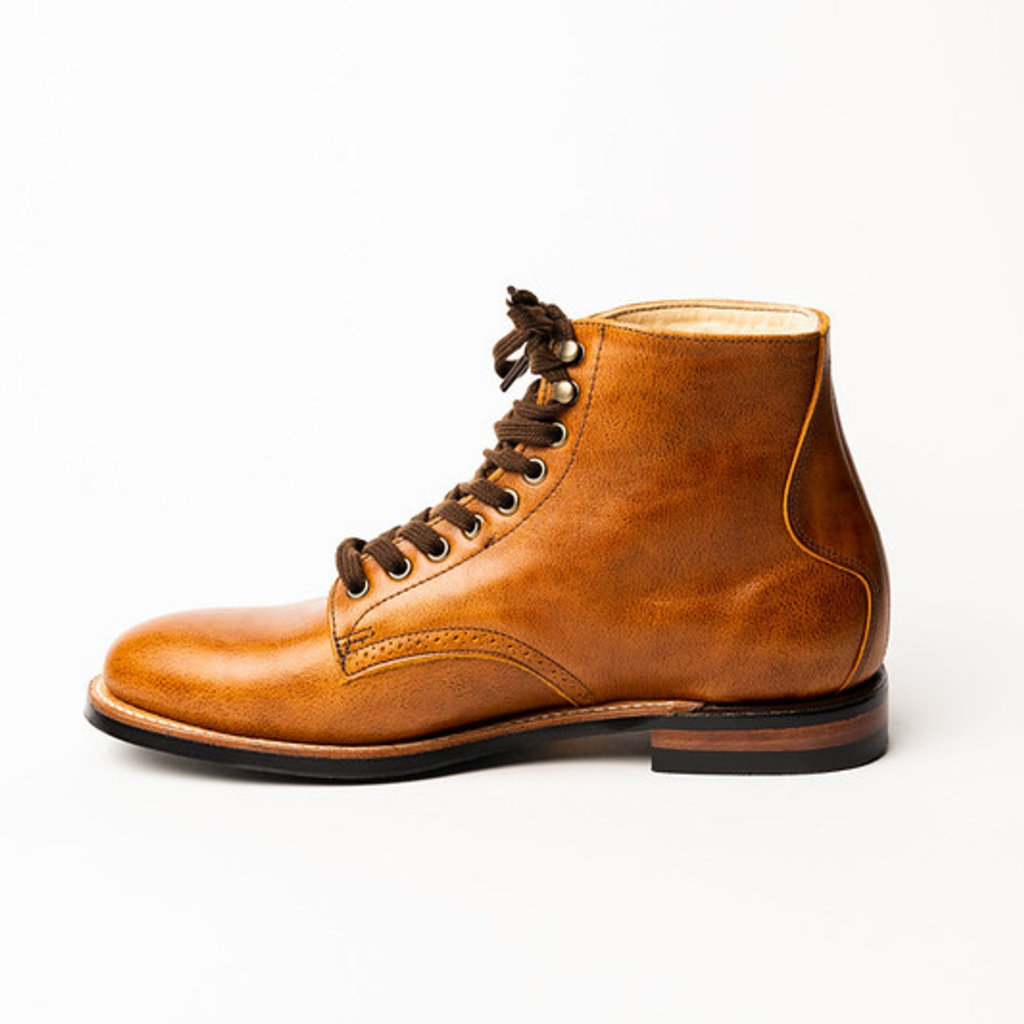 Canada West Shoe 2840- Kalo Miel Moorby Boot