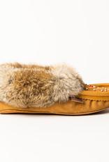 Eugene Cloutier Mocassins Women Fur Trim
