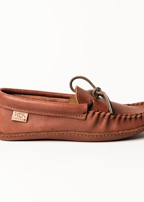Eugene Cloutier Mocassins Men Woodstain