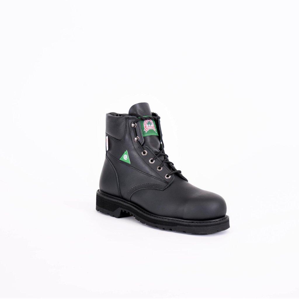 Canada West Shoe 34434 Black Star CSA