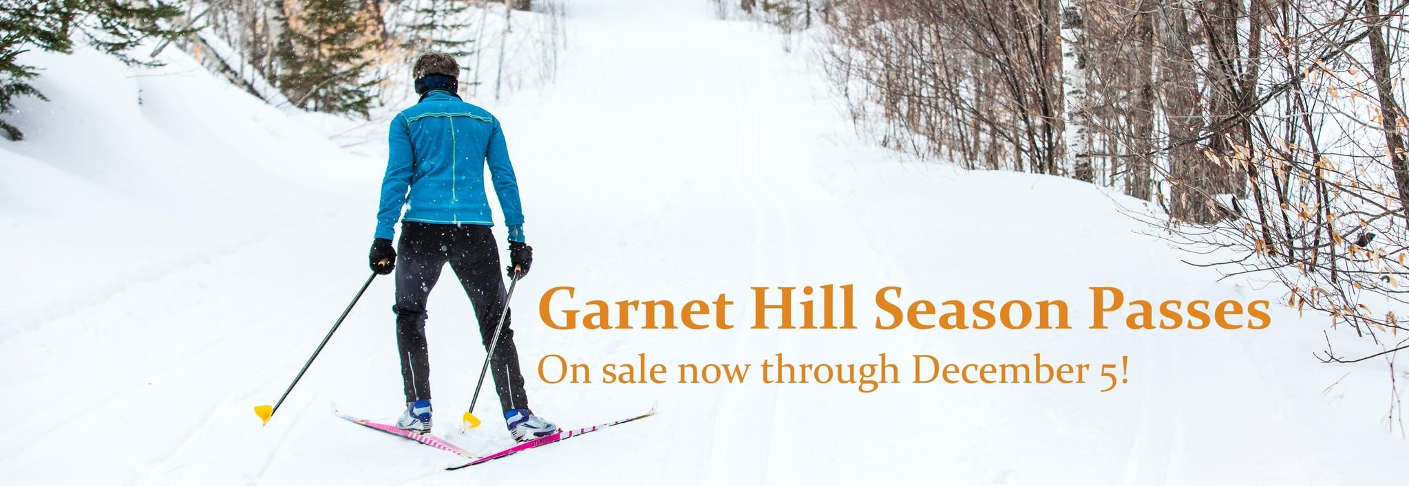 Season Passes on Sale Through Dec 5