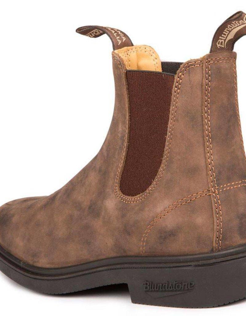 Blundstone Chisel Toe Boot Rustic Brown