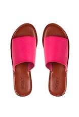 6cf2baa49 Roxy Kaia Leather Slide Sndl - Jenny Joans