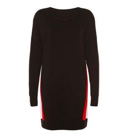edef6b2e Dex Side Stripe Sweatshirt Dress