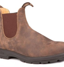 Blundstone Leather Lined Rustic Brown