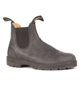 Blundstone Leather Lined Rustic Black