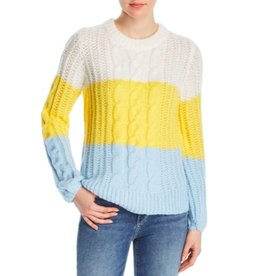 Vero Moda Becca Colour Block Sweater