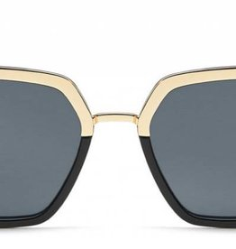 Quay Upgrade Sunnies Black/Gold