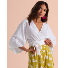 Billabong Got it Right Wrap Top