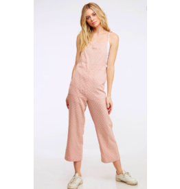 Fantastic Fawn Dot Overalls PCH