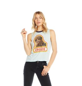 Chaser Chewie Muscle Tee BLU