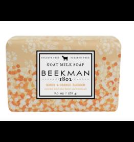 Beekman 9oz Bar Soap Honey Orange Blossom