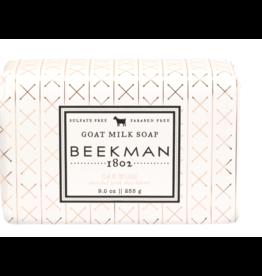 Beekman 9oz Bar Soap Oak Moss