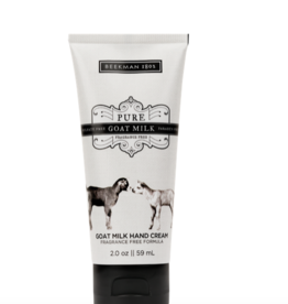 Beekman 2oz Handcream Frag Free