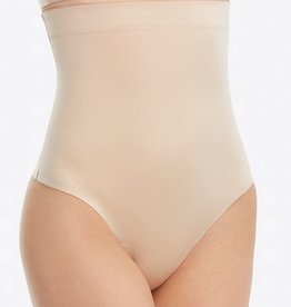 Spanx High Waist Thong BEIGE