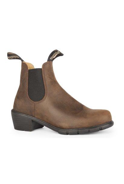1673 Women's Series Heel Antique Brown