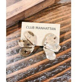 Club Manhattan Butterfly Stud GLD