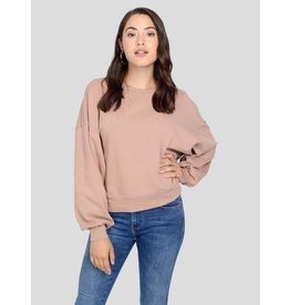Only/Vero Moda Henry Full Sleeve Sweatshirt