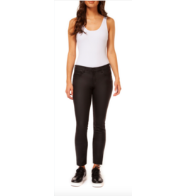 Dex Mid Rise Coated Jean BLK